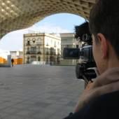 """""""Plaza de la Encarnación"""",  Regie: Polina Gumiela, Gebäude: Metropol Parasol, © Polina Gumiela"""
