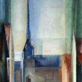 Bauhaus am Folkwang. Lyonel Feininger