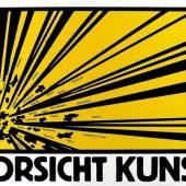Klaus Staeck. Sand fürs Getriebe