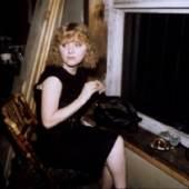 © Nan Goldin, Lynelle in Japanese restaurant, N.Y.C., 1988