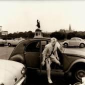 Günter Brus: Wiener Spaziergang, 5. Juli 1965. Innenstadt, 1010 Wien © BRUSEUM / Neue Galerie Graz, Universalmuseum Joanneum; Foto: Ludwig Hoffenreich