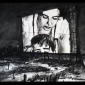 William Kentridge: OTHER FACES, 2011 Film, Länge: 9'45'' 35 mm, transferiert auf Video (Farbe, Ton) © Courtesy the artist, Marian Goodman Gallery (New York, Paris, London); Goodman Gallery (Johannesburg, Cape Town) and Lia Rumma Gallery (Naples, Milan)