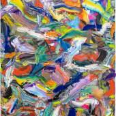 Michael Ornauer, untitled (21060), 2021, oil on canvas, 130 x 100 cm Photo © Suppan Fine Arts / the artist