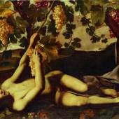 Michelangelo Merisi da Caravaggio (1571-1610): Der jugendliche Bacchus, um 1610, Frankfurt am Main, Städelsches Kunstinstitut