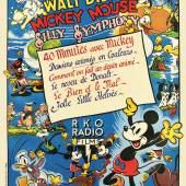 Mickey Mouse Silly Symphony (1938), est. £16,000-24,000