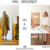 Mit Josef Mikl verband Brigitte Mikl Bruckner nicht nur die familiäre Bindung...