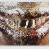 Marilyn Minter Cheshire (Wangechi), 2011 Email auf Metallplatte, 152,4 x 243,8 cm Privatsammlung Courtesy of the artist and Salon 94, New York © Marilyn Minter