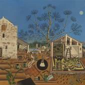 Joan Miró La Ferme, 1921/22 Öl auf Leinwand, 123,8 x 141,3 x 3,3 cm National Gallery of Art, Washington, D.C., Gift of Mary Hemingway © Successió Miró / 2015 ProLitteris, Zürich
