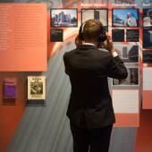 Eröffnung der Ausstellung © Foto: Fritz Philipp