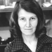 Porträt Christa Petroff-Bohne, 1970er Jahre, Foto: Anneliese Bonitz