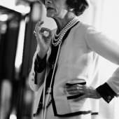 Douglas Kirkland, Chanel im Atelier, 1962, © Corbis Images Bd.-Nr. 42-32149952