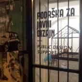 Studio Experimentelles Design (Prof. Jesko Fezer), Podrška Za Javni Dizajn / Public Design Support Savamala, Belgrad, Gestaltung eines Büros; Möbel für eine Roma-Familie,