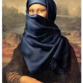 Wieslaw Smetek, Islamisierung, DIE ZEIT - Illustration, veröffentlicht im DIALOG Magazin Nr. 72/2005 © Wieslaw Smetek