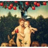 Wieslaw Smetek, Verführerische Apple, DIE ZEIT – Glauben und Zweifeln, 21/2011 © Wieslaw Smetek