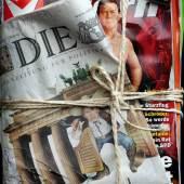 Wieslaw Smetek, Zeitschriftenstapel © Wieslaw Smetek