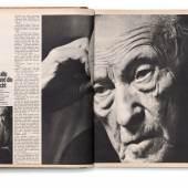 Quick, Nr. 15, 1963, Fotografie: Will McBride, Grafik: Willy Fleckhaus, © Foto: Hans Döring