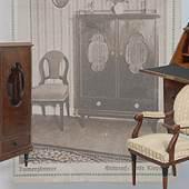 Ein vielfältiges Angebot mit Einrichtungsideen von Barock bis Art Déco wird mit über 200 Positionen