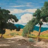 Paul Müller-Kaempff Ansicht von Teneriffa Öl auf Leinwand, 107,5 x 145,5 cm Taxe: 10.000 – 15.000 Euro