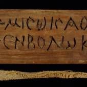 Mumientäfelchen der Temisois Holz Datierung unbekannt (c) onb.ac.at
