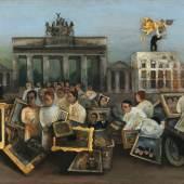 Felix Nussbaum, Der tolle Platz, 1931, © Repro: Kai-Annett Becker