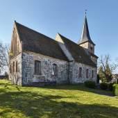 Dorfkirche Bargischow © Roland Rossner/Deutsche Stiftung Denkmalschutz