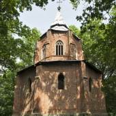 Jahn-Kapelle in Klein Vielen © Marie-Luise Preiss/Deutsche Stiftung Denkmalschutz