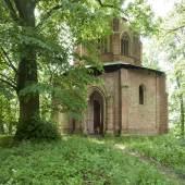 Jahn-Kapelle in Klein Vielen © Deutsche Stiftung Denkmalschutz/Vaupel