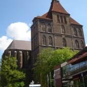 St. Marien in Rostock © Deutsche Stiftung Denkmalschutz/Wegner