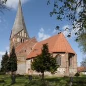Johanneskirche in Wusterhusen© Marie-Luise Preiss/Deutsche Stiftung Denkmalschutz