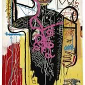 N10682, Jean-Michel Basquiat, Versus Medici