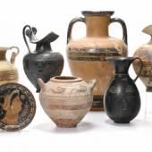 Etruskische und Süditalische Keramiken 7.-4. Jh. v. Chr. aus einer süddeutschen Privatsammlung.