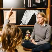 In den Sommermonaten erwartet Kinder mit ihren Familien in der Österreichischen Nationalbibliothek ein vielfältiges Führungsangebot – © Österreichische Nationalbibliothek/Pichler