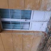 Beschädigte Tür an den Neuen Kammern. © SPSG/FSG