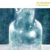 Richard Kaplenig Moos, 2014 Öl auf Papier auf Leinwand 120 x 90 cm Rufpreis € 2.000