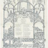 Eugen Napoleon Neureuther (1806 - 1882) 29 Juillet1830, 1831 Federlithographie, 550 x 430 mm, Hamburger Kunsthalle, Kupferstichkabinett © Hamburger Kunsthalle/bpk Photo: Christoph Irrgang