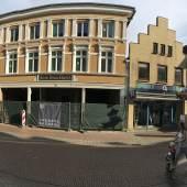 Wohn- und Geschäftshaus in der Lange Straße in Buxtehude © Deutsche Stiftung Denkmalschutz/Bolz