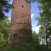 Burgruine Bramburg in Hemeln © Deutsche Stiftung Denkmalschutz/Bolz