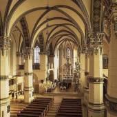 Innenraum der Wolfenbütteler Hauptkirche Beatae Mariae Virginis © ML.Preiss/Deutsche Stiftung Denkmalschutz