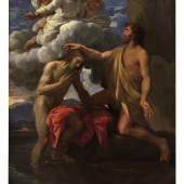 Nicolas Poussin, The Baptism of Christ, estimate £1,500,000-2,000,000