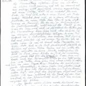 """""""Mein Jahr in der Niemandsbucht"""", Bleistift-Manuskript, 1994 – © Österreichische Nationalbibliothek"""