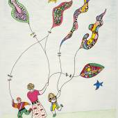 8_Saint Phalle (Lithografie)