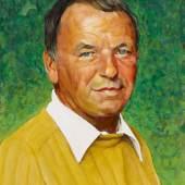 Norman Rockwell Sinatra: American Classic (Portrait of Frank Sinatra) Estimate $80/120,000