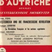 » Nouvelles d'Autriche. Österreichische Nachrichten, Erscheinungsort: Paris, Ausgabe: 1939, Heft 5