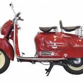 Nr. 28 1956 Puch RL 125, Rufpreis € 300