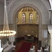 Evangelische Kirche in Bornheim, Altarraum © Deutsche Stiftung Denkmalschutz/Schröder