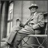 Emil Nolde (1867–1956) FFV, Kunstmuseum Bern, Dep. GKS Foto: Paul Senn (1901–1953) © GKS