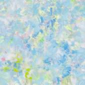 Ölfarbe auf Leinwand, 155 x 140 cm © Andrea Bischof