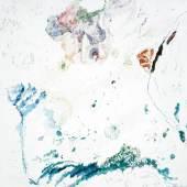 Max Weiler, Himmel und Wolken (1977), Eitempera auf Leinwand © W&K - Wienerroither & Kohlbacher