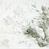 Weiler, Max, Weidenstümpfe (1978), Kohle, Wachskreiden auf Papier © W&K - Wienerroither & Kohlbacher