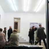Künstler der Galerie / Artist of the gallery  Watchin' Windows Sebastian Häger (DE)  Mehr/more >>>  24. September - 23. November 2019